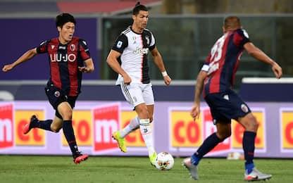 Bologna-Juventus 0-2: video, gol e highlights della partita di Serie A
