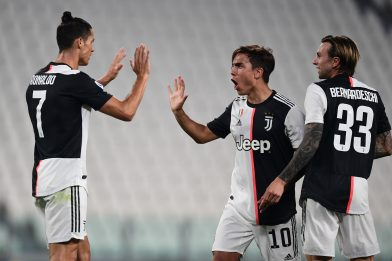 Juventus-Lecce 4-0: video, gol e highlights della partita di Serie A