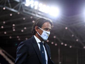Coronavirus, l'allenatore della Lazio Simone Inzaghi è positivo