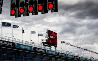 Motorsports: FIA Formula One World Championship 2020, Grand Prix of Australia,  Melbourne Grand Prix Circuit at Albert Park | usage worldwide (HOCH ZWEI / IPA/Fotogramma, Melbourne - 2020-03-13) p.s. la foto e' utilizzabile nel rispetto del contesto in cui e' stata scattata, e senza intento diffamatorio del decoro delle persone rappresentate