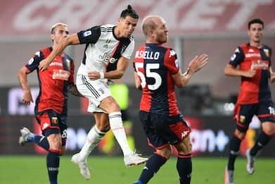 Genoa-Juventus 1-3: video, gol e highlights della partita di Serie A