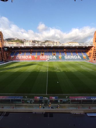 Genoa Juve