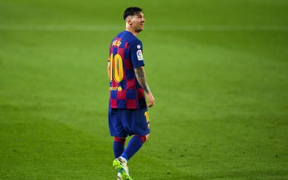 Barcellona, Messi da record: 700 gol in carriera