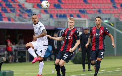 Bologna-Cagliari 1-1: video, gol e highlights della partita di Serie A