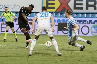 Spal-Milan 2-2: video, gol e highlights della partita di Serie A