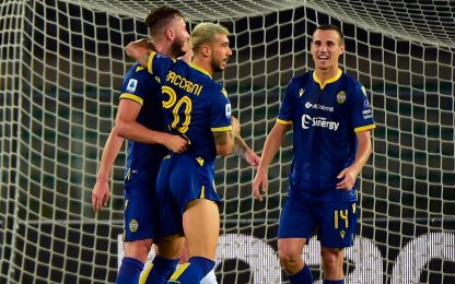 Verona-Parma 3-2: video, gol e highlights della partita di Serie A