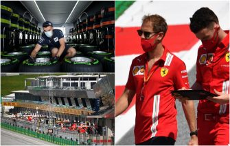 F1 primo gp nuova stagione Austria