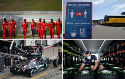 F1, si riparte: in Austria il primo Gp della nuova stagione. FOTO
