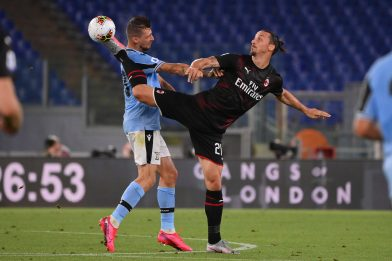Serie A, 30esima giornata: Lazio-Milan 0-3. FOTO