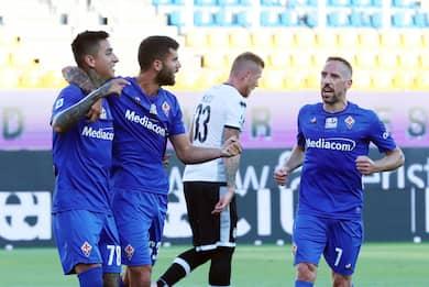 Parma-Fiorentina 1-2: video, gol e highlights della partita di Serie A