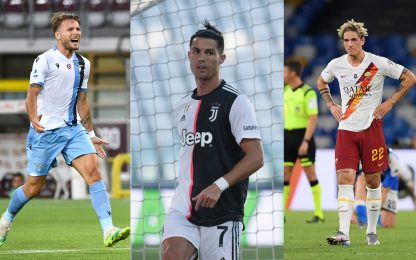 Serie A, le probabili formazioni della 31esima giornata. FOTO