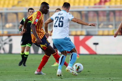 Lecce-Lazio 2-1: video, gol e highlights della partita di Serie A