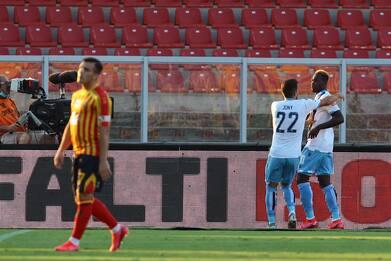 Serie A, 31esima giornata: Lecce-Lazio 2-1. DIRETTA