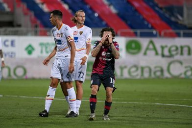 Cagliari-Lecce 0-0: video e highlights della partita di Serie A