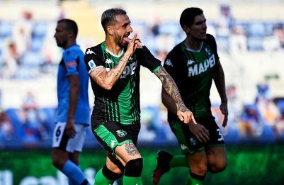 Lazio-Sassuolo 1-2: video, gol e highlights della partita di Serie A