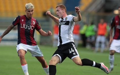 Parma-Bologna 2-2: video, gol e highlights della partita di Serie A