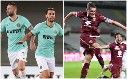 Inter-Torino Serie A, formazioni e dove vederla in diretta