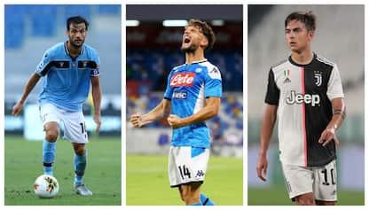 Serie A, le probabili formazioni della 33esima giornata. FOTO