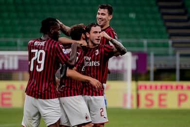 Milan-Parma 3-1: video, gol e highlights della partita di Serie A