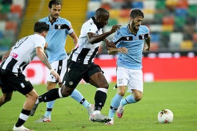Udinese-Lazio 0-0: video e highlights della partita di Serie A