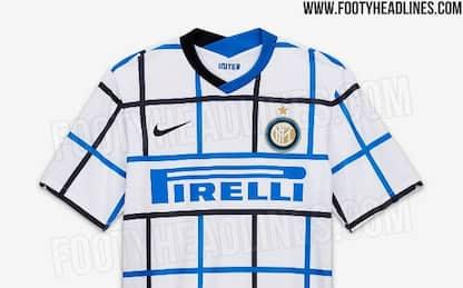 Inter, l'indiscrezione sulla seconda maglia a scacchiera fa discutere