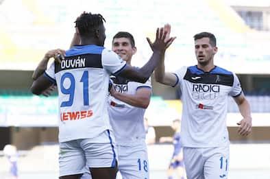 Verona-Atalanta 1-1: video, gol e highlights della partita di Serie A