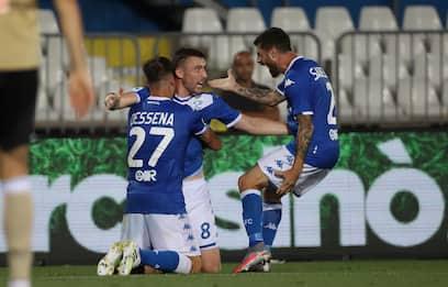 Brescia-Spal 2-1: video, gol e highlights della partita di Serie A