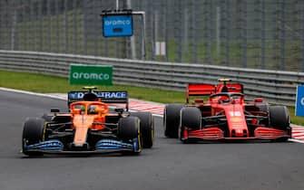 Gp Ungheria, F1