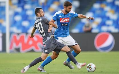 Napoli-Udinese 2-1: video, gol e highlights della partita di Serie A