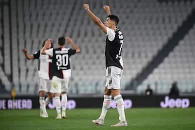 Serie A, Juventus-Lazio 2-1: bianconeri vicini allo Scudetto. FOTO