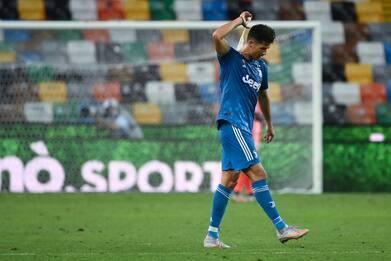 Serie A, 35esima giornata: Udinese-Juventus 2-1. FOTO