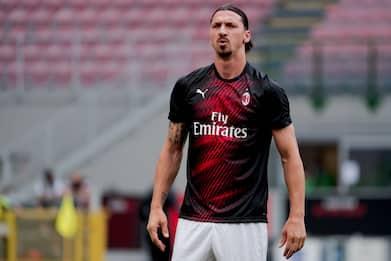 Serie A, anticipo della 36esima giornata: Milan-Atalanta  1-1- FOTO