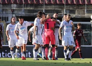 Calcio, il Crotone torna in Serie A dopo due anni. FOTO