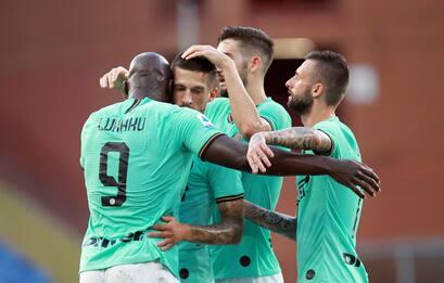 Genoa-Inter 0-3: video, gol e highlights della partita di Serie A