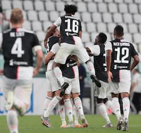 Juventus-Sampdoria, il risultato e dove vederla in diretta