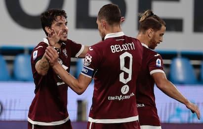 Spal-Torino 1-1: video, gol e highlights della partita di Serie A