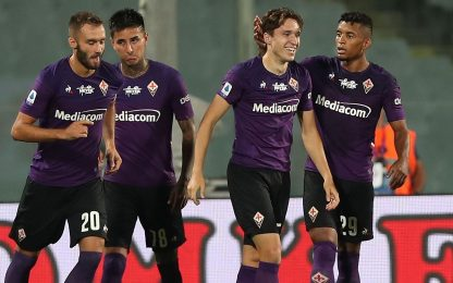 Fiorentina-Bologna 4-0: video, gol e highlights di Serie A