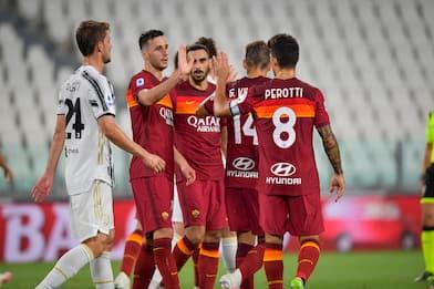 Juventus-Roma 1-3: video, gol e highlights della partita di Serie A