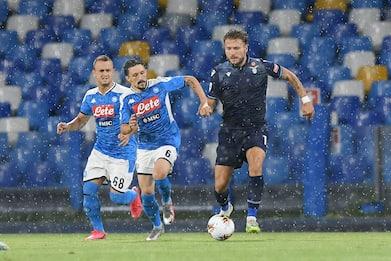 Napoli-Lazio 3-1: video, gol e highlights della partita di Serie A