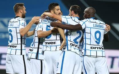 Serie A: l'Inter chiude seconda, poi Atalanta e Lazio. Juve-Roma 1-3