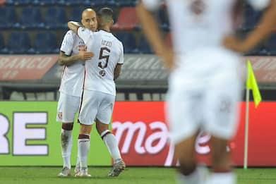 Bologna-Torino 1-1: video, gol e highlights della partita di Serie A