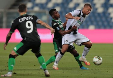 Sassuolo-Udinese 0-1: video, gol e highlights della partita di Serie A