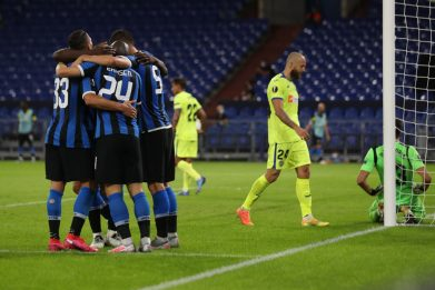 Inter-Getafe 2-0: gol e highlights degli ottavi di Europa League