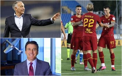 Calcio, c'è la firma preliminare: la Roma passa al gruppo Friedkin