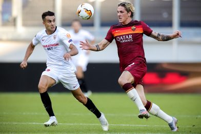 Siviglia-Roma 2-0: video, gol e highlights del match di Europa League