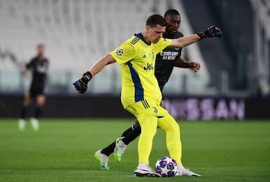 Ottavi di Champions League, Juventus-Lione 0-0. DIRETTA