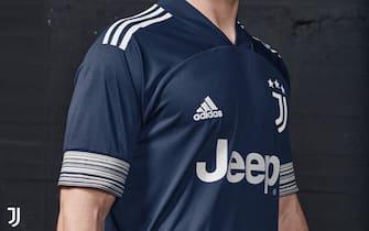 Juventus seconda maglia trasferta 2020 2021