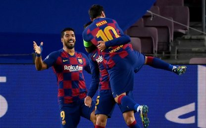 Barcellona-Napoli 3-1: video, gol e highlights di Champions League