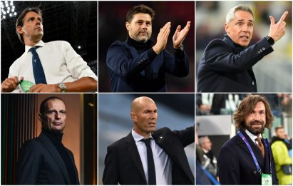 Sarri esonerato dalla Juve, da Inzaghi a Zidane: i possibili sostituti
