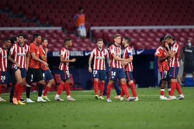 Atletico Madrid, due positivi al coronavirus: Champions a rischio